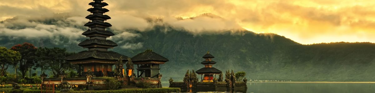 Beratan Lake Bali Ubud